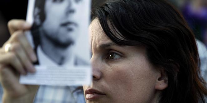 Le procès de l'ancien dictateur était très attendu pour des milliers d'Argentins qui n'ont jamais retrouvé la trace de leurs proches disparus lors de la dictature militaire.