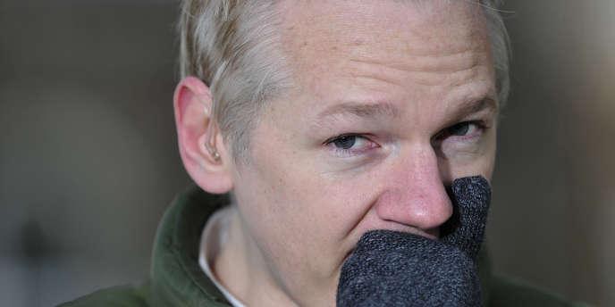 Julian Assange en décembre 2010.