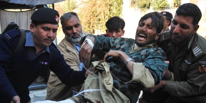 Un centre de distribution alimentaire du PAM a été visé par un attaque-suicide, samedi matin 25 décembre, dans le district de Bajaur, au Pakistan.