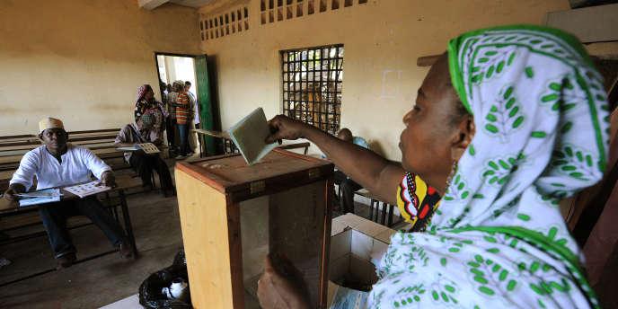 Quelque 384 358 électeurs comoriens étaient appelés aux urnes ce dimanche pour désigner le futur chef de l'Etat.