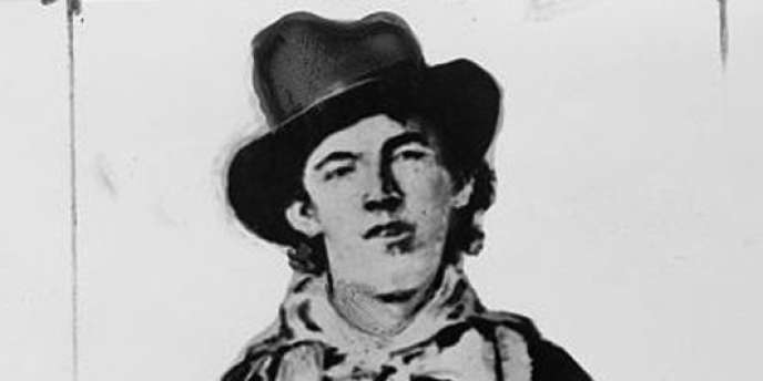 Photo non datée de Billy the Kid.