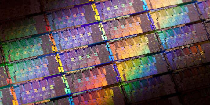 Des processeurs électroniques.