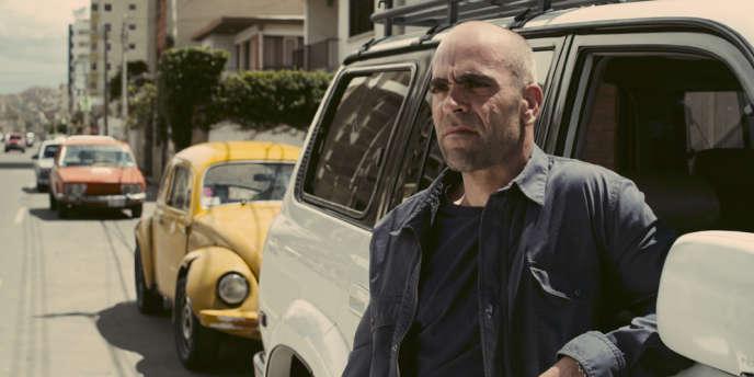 Luis Tosar dans le film espagnol d'Iciar Bollain,
