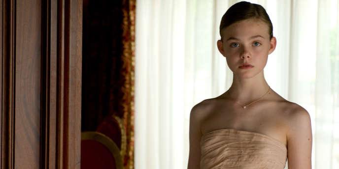 Elle Fanning dans le film américain de Sofia Coppola,