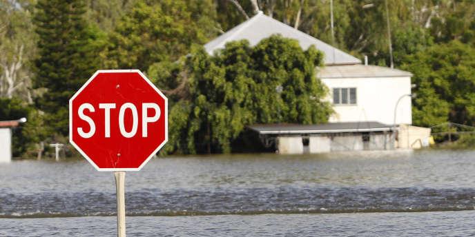 Rockhampton est l'une des principales villes affectées depuis plusieurs jours par des inondations qualifiées de