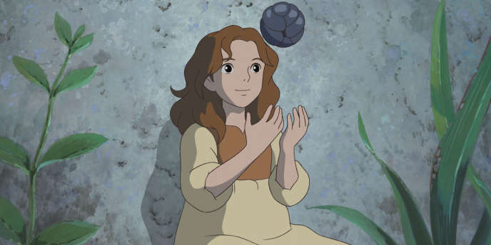 Une image du film d'animation japonais d'Hiromasa Yonebayashi,