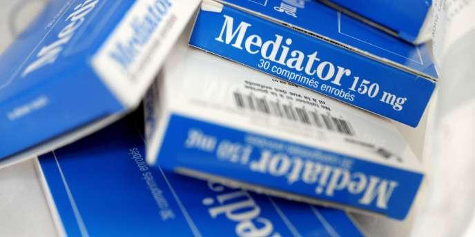 Le Mediator, un médicament pour diabétiques en surpoids, a fait entre 500 et 2 000 morts.