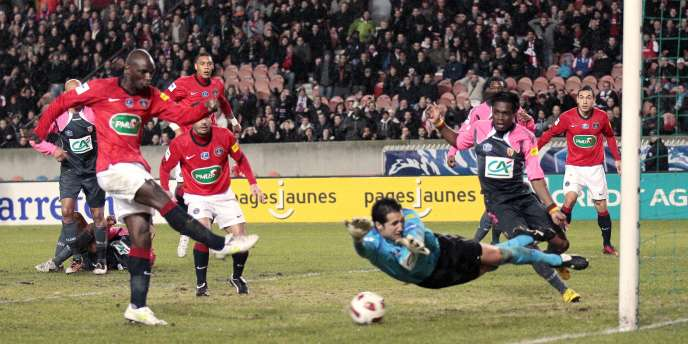 Les Parisiens se sont qualifiés pour les 16es de finale de la Coupe de France face à Lens.