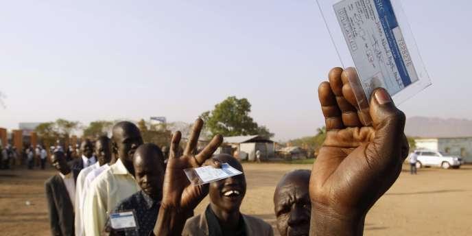 Près de quatre millions de Sud-Soudanais se sont prononcés, dimanche 9 janvier, pour ou contre le maintien de l'unité du Soudan. Ce vote vient après une guerre civile de plusieurs décennies, qui a fait deux millions de morts.