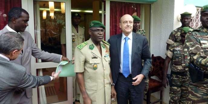 Il revient désormais à M. Juppé de suivre ou pas l'avis de la commission.