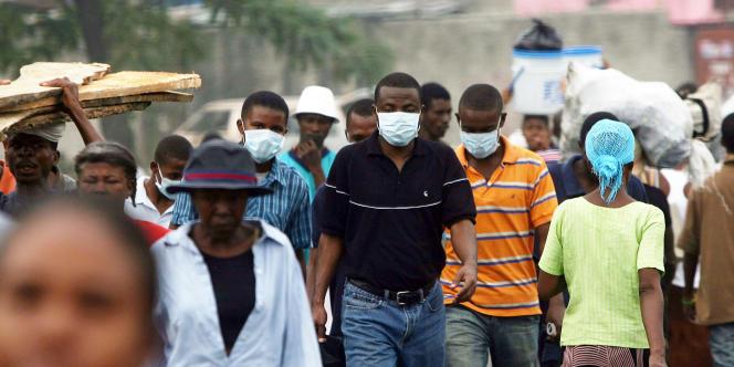 L'épidémie de choléra a coûté la vie à 3 651 personnes et touché 171 304 autres, selon un dernier bilan de l'Organisation mondiale de la santé (OMS).