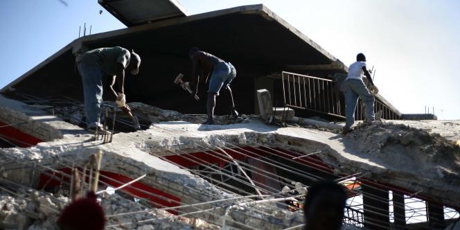 Pour l'ONU, 650 000 personnes seront toujours sinistrées à la fin 2011.