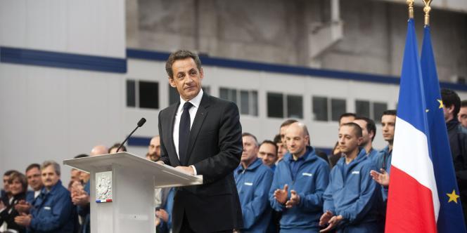 Dans ses longs vœux aux forces économiques, jeudi 13 janvier à Toulouse, le chef de l'Etat a vanté son bilan, estimant qu'il faut