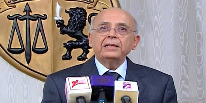 Mohamed Ghannouchi, premier ministre tunisien.