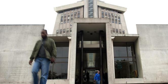 Le tribunal de Créteil.