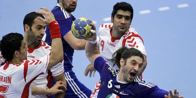 La fin de match a été ternie par la blessure à la cheville gauche d'un des remplaçants français.