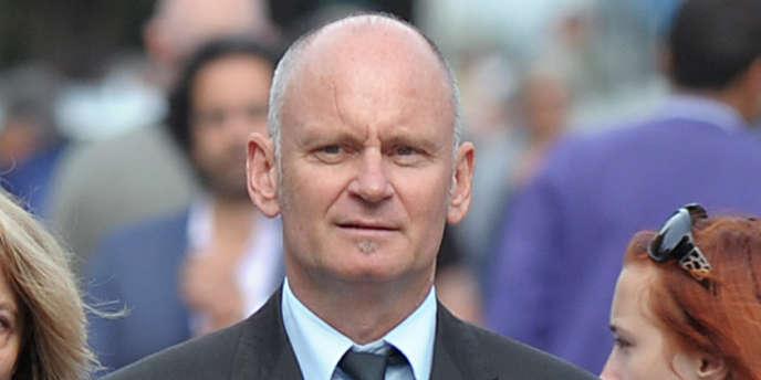 Christophe Girard, adjoint au maire de Paris chargé de la culture, à Paris, le 4 septembre 2010.