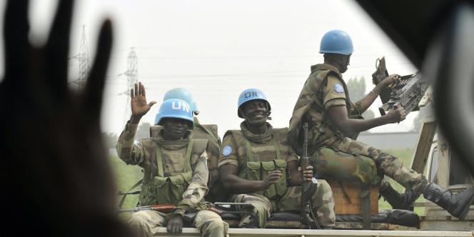 Le vote de cette résolution portera les effectifs de la mission de l'ONU (Onuci) en Côte d'Ivoire à environ 11 500 hommes.