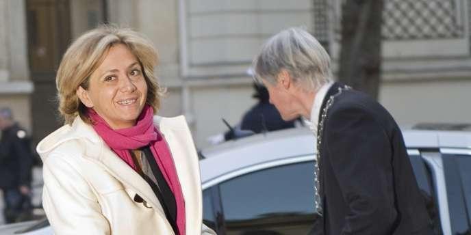 Valérie Pécresse, ministre de l'enseignement supérieur et de la recherche, le 5 janvier.