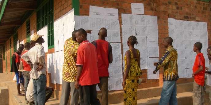 La campagne électorale pour la présidentielle et les législatives de dimanche en Centrafrique, s'est terminée dans le calme,