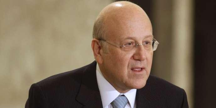 Najib Mikati a été désigné, mardi 25 janvier, premier ministre libanais en vertu d'un décret du président Michel Sleimane.