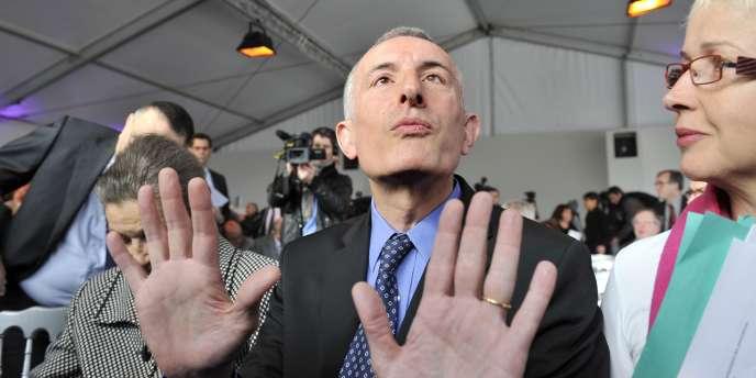 Guillaume Pepy, le 25 janvier 2011.