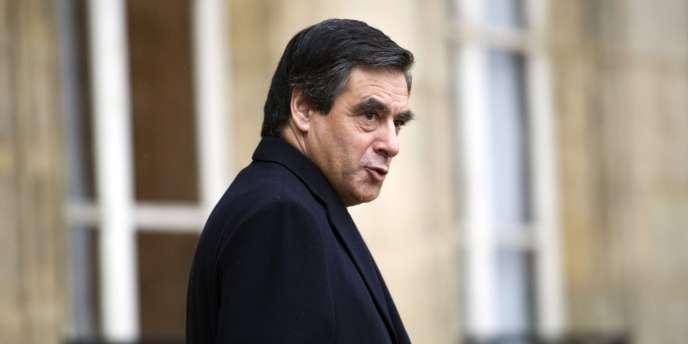 François Fillon, ici, le 26 janvier 2011 à Paris.