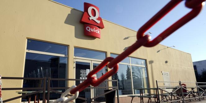 Le fast-food d'Avignon a fermé ses portes le 24 janvier, après la mort d'un adolescent ayant dîné sur place.