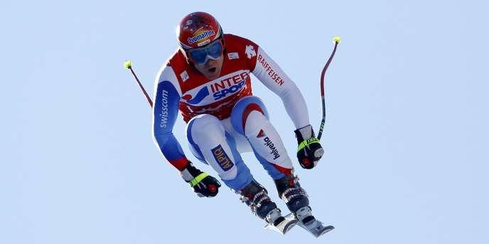 Didier Cuche a remporté samedi la descente de Chamonix.