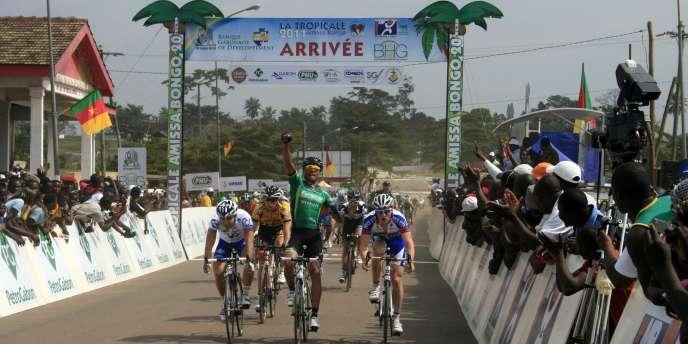 La Tropicale Amissa Bongo 2011 a été remportée par le Français Anthony Charteau.