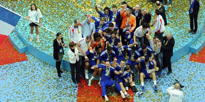 L'équipe de France de handball a remporté le 30 janvier un quatrième titre mondial en Suède.