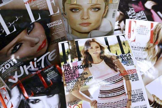 Lagardère négocie la vente de sa presse magazine, dont « Elle » et « Télé 7  jours », à un groupe tchèque 172a61bc9aa