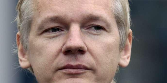 Le cofondateur de WikiLeaks, Julian Assange, le 11 janvier 2011.