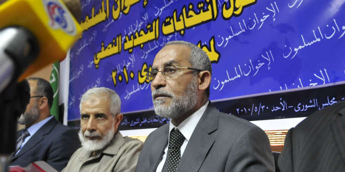 Mohammed Badie, le guide suprême des Frères musulmans égyptiens.