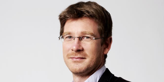 Le député européen (Europe Ecologie-Les Verts), Pascal Canfin.