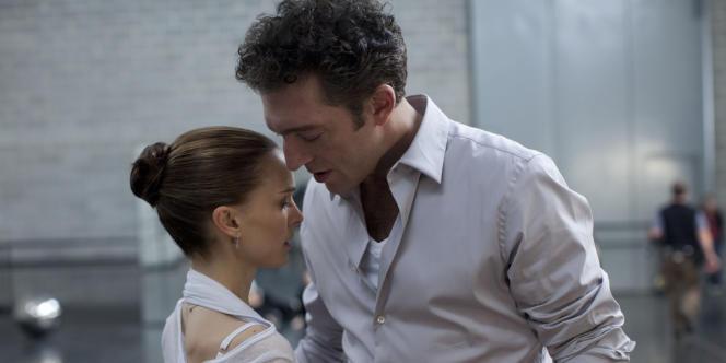 Natalie Portman et Vincent Cassel dans le film américain de Darren Aronofsky,