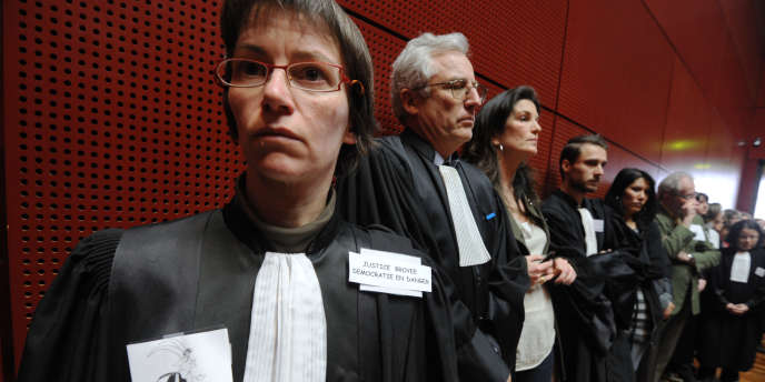 Dans certains cas, la réforme de la carte judiciaire n'a fait qu'empirer les choses.