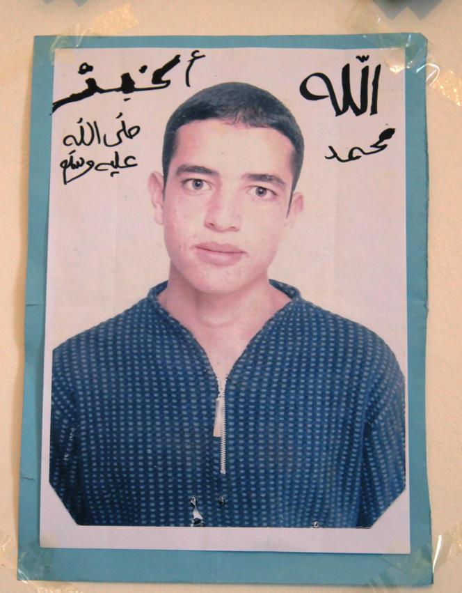 Ahmed a 23 ans lorsqu'il est arrêté en mai 2007.