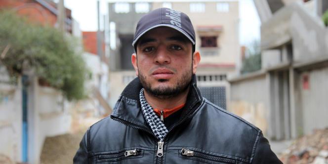 Ahmed Khalachee, 27 ans, a été libéré le 31 janvier 2011 après trois ans et huit mois passés en prison.