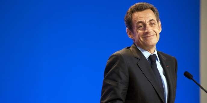 Nicolas Sarkozy le 4 février au Conseil européen