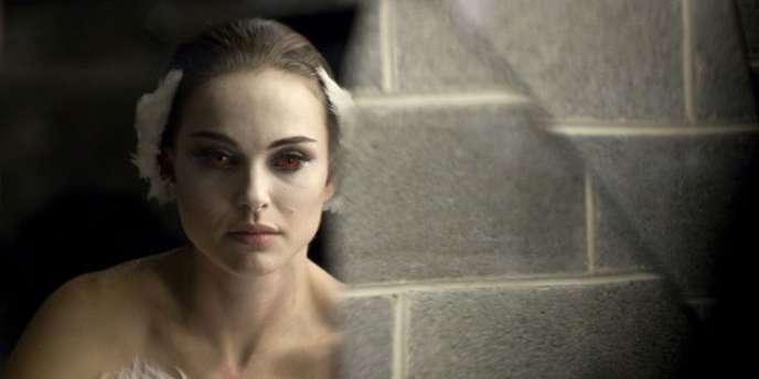 Natalie Portman dans le film américain de Darren Aronofsky,
