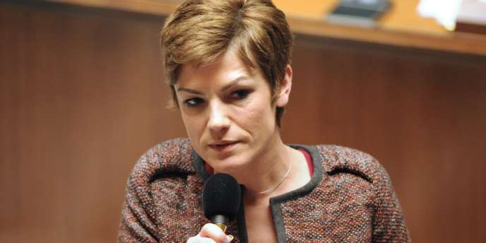 Chantal Jouanno, ministre des sports.