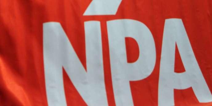 Le logo du Nouveau Parti anticapitaliste (NPA).