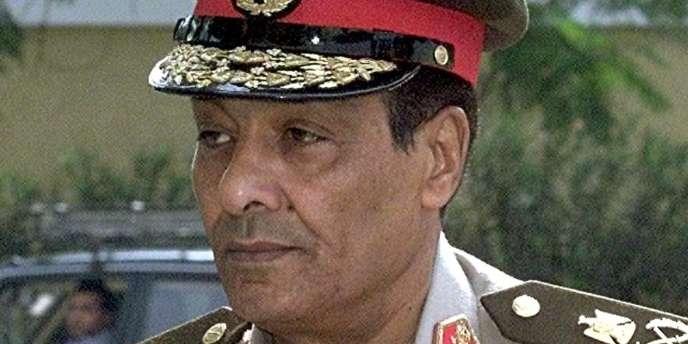 Le maréchal Hussein Tantaoui était à la tête du Conseil suprême des forces armées en Egypte, depuis la chute de l'ancien président Hosni Moubarak.