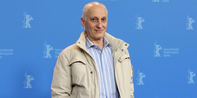 Le réalisateur français Michel Ocelot à la 61e Berlinale à Berlin, le 13 février 2011.