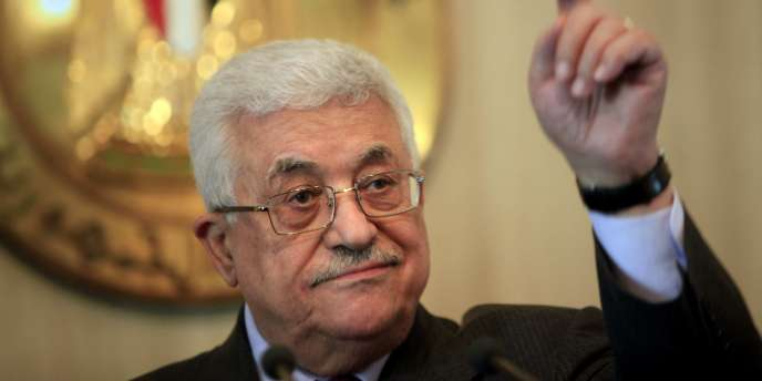 Mahmoud Abbas, le 14 février 2011.