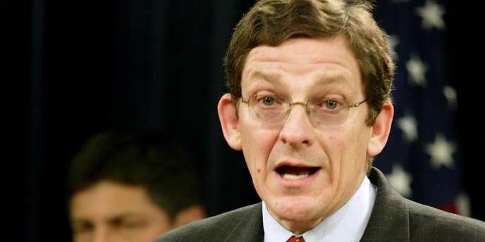 L'émissaire américain chargé du processus de réconciliation en Afghanistan, Marc Grossman.