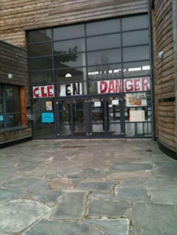 Le collège-lycée d'Hérouville-Saint-Clair.