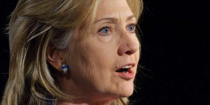 La secrétaire d'Etat américaine, Hillary Clinton, a pris position auprès de l'Unesco contre la reconnaissance de la Palestine comme membre à part entière.