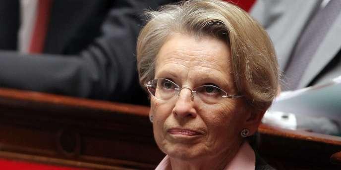 Michèle Alliot-Marie animait la convention UMP sur